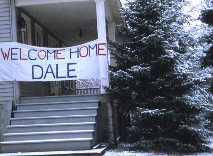 Dales Welcome Home from Vietnam